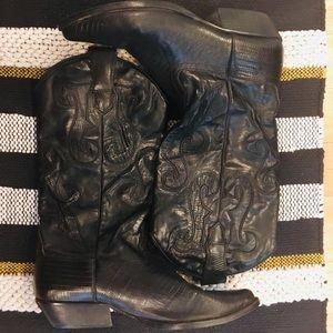 Nine West cowboy boots